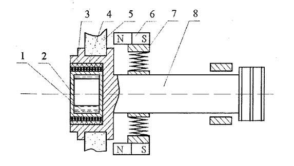Схема АБУ, содержащего